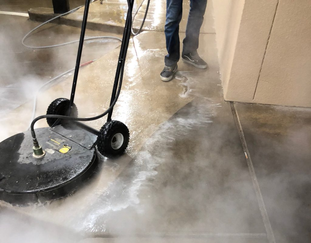 Creating a Great First Impression With Professional Pressure Washing